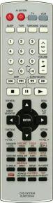 Пульт EUR7722XHO HOME THEATER для видеотехники PANASONIC