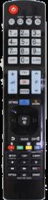 Пульт LG AKB73615302 3D TV / 2-21-6