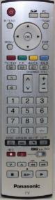 Пульт EUR7651010 оригинальный для телевизора PANASONIC
