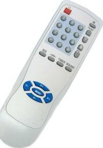 Пульт R1 для телевизора РЕКОРД