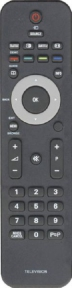 Пульт RC 2422 5490 1833 LCD TV для телевизора PHILIPS