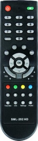 Пульт SML-292 HD для приставки РОСТЕЛЕКОМ