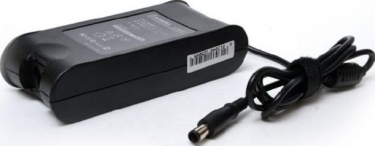 Блок питания для ноутбука DELL 19,5V 3,34A 7,4х5.0 мм + сетевой кабель