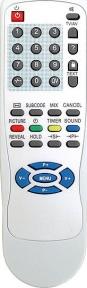 Пульт BT-0360A для телевизора HYUNDAI, AKAI, NOVEX