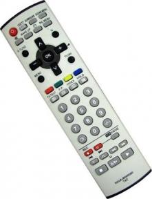 Пульт N2QAJB00080 tv, vcr, dvd для телевизора PANASONIC