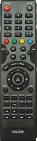 Пульт XHY918, 32A3000, 32A3100 TV для телевизоров DEXP