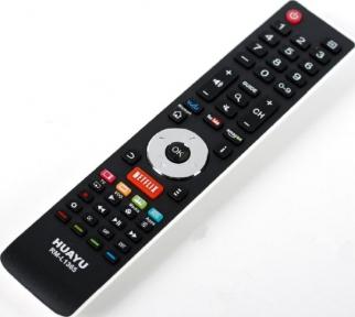 Пульт универсальный HUAYU RM-L 1365 LCD TV DEXP, DNS, Rolsen, Hisense