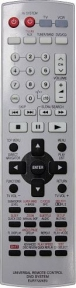 Пульт EUR7722XCO HOME THEATER для видеотехники PANASONIC