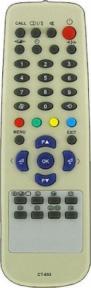 Пульт CT-893, CT-889, CT-90279 LCD для Toshiba