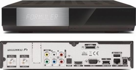 Спутниковый ресивер Formuler F1