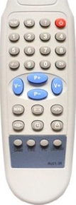 Пульт RC01-36 для телевизора ONIKS