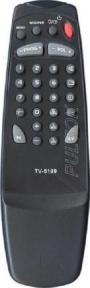 Пульт TV-5199, ERISSON для телевизора TVT