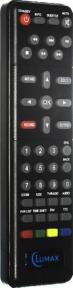Пульт DVB-T2 1000HD для ресивера Lumax