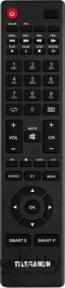 Пульт TF-LED32S4, TF-LED32S34 для Telefunken