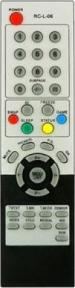 Пульт RC-L-06 для телевизора HORIZONT