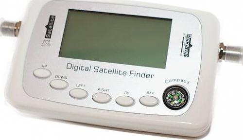 Измерительный прибор Sat-Finder Prof SF-500