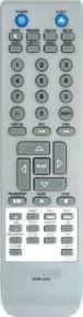 Пульт DVDP-2450 (DVD) для плеера ELENBERG
