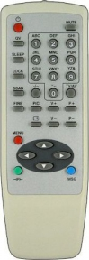 Пульт RC-15D для телевизора ERISSON