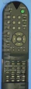 Пульт 105-214R CH. для телевизора GOLDSTAR