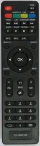 Пульт TX-24DR300 TV для телевизора PANASONIC