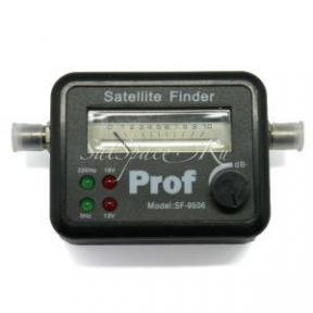 Измерительный прибор SatFinder Prof SF-9506