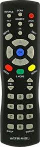 Пульт HYDFSR-A025EU для телевизора SITRONICS