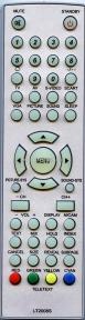 Пульт LT2008S TV для видеотехники BBK