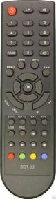 Пульт ДУ для ресивера Supra SDT- 92 DVB-T2