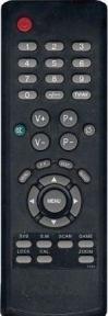 Пульт VR 1CE3 TV корпус как SAMSUNG 00332A для телевизора SUPRA
