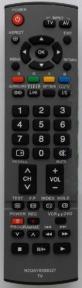 Пульт N2QAYB000227 VIERA для телевизора PANASONIC