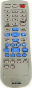 Пульт SE-R0268 DVD для Toshiba