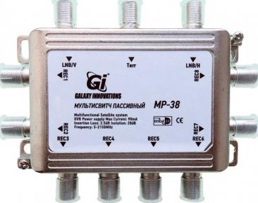 Мультисвитч пассивный  GI MP-38