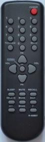 Пульт R40B07 для телевизора DAEWOO