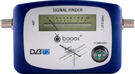 Измерительный прибор DVB-T2 Booox SF-01T