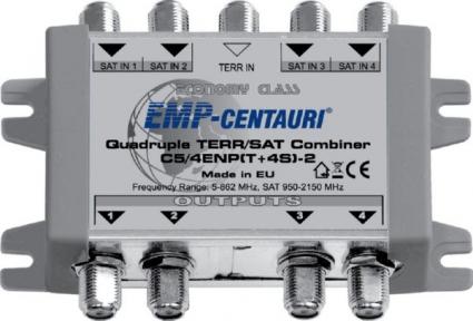 Диплексер GOLDMASTER C5/4ENP(T+4S)-2