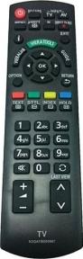 Пульт N2QAYB000666 LCD TV для телевизора PANASONIC