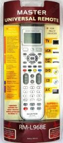 Пульт RM-L968E обучаемый универсал 6 в 1 в том числе и SPLIT