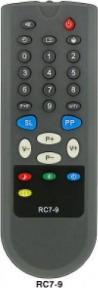 Пульт RC-7-9 для телевизора HORIZONT