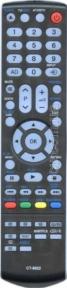 Пульт CT-8022 LCD TV+BD для Toshiba