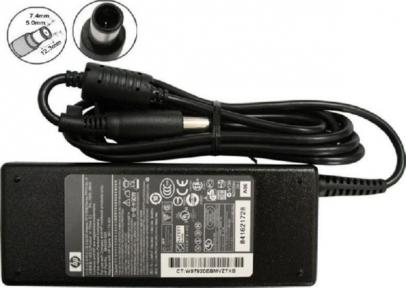 Блок питания для ноутбука HP 19V 4,7A 7,4х5,0 мм с иглой + сетевой кабель