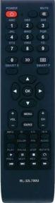 Пульт ROLSEN RL-32L700U кнопка 3D