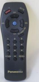 Пульт EUR501455 оригинальный для телевизора PANASONIC