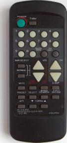 Пульт 076L067050 оригинальный для телевизора ORION