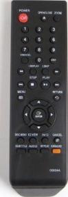 Пульт 00054A DVD для Samsung