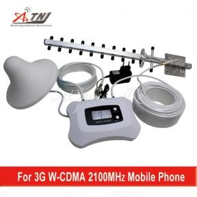 Комплект, репитер для усиления сигнала ATNJ 3G 2100 МГц