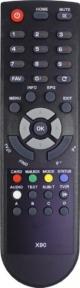 Пульт X-90 для спутниковых ресиверов GLOBO