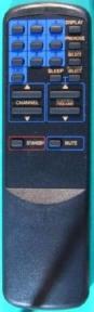 Пульт 2100 MK10 без TXT для телевизора FUNAI