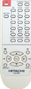 Пульт CLE-963 для телевизора HITACHI