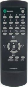 Пульт 6710V00017E для телевизора LG