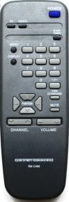 Пульт RM-C495 CH box оригинальный для телевизора JVC